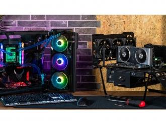 Cooler Master запускає MasterFrame 700 - відкритий корпус для ПК, що перетворюється на випробувальний стенд