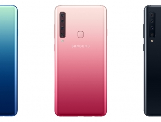 Samsung Galaxy A9 – cмартфон на всі випадки життя