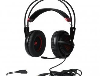 Огляд геймерської гарнітури HP OMEN SteelSeries Headset (X7Z95AA) - аудіопровідник у світ ігор