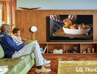 Нові телевізори LG OLED з технологією поглибленого навчання