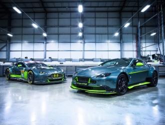 Aston Martin представив вражаючий Vantage GT8