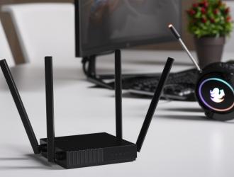 Дводіапазонний Wi‑Fi роутер TP-Link Archer C54 AC1200