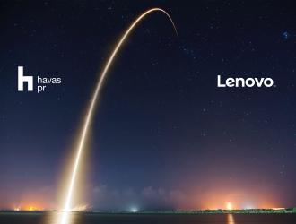 Компанія Lenovo в Україні розпочинає співпрацю з Havas PR