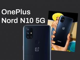 Перша офіційна поставка OnePlus N10 5G вже на складі ERC
