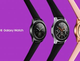 Новий Samsung Galaxy Watch завжди на зв'язку