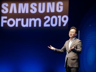Samsung продемонстрував нові продукти і мережеві рішення на Samsung Forum 2019