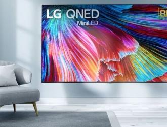 LG розширює межі досконалості разом із новою лінійкою телевізорів 2021 року