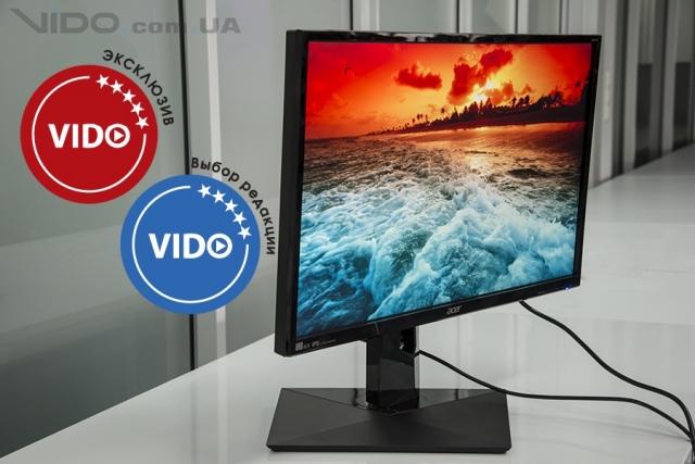 Огляд монітора Acer CB271HK: творчі пошуки в 4К