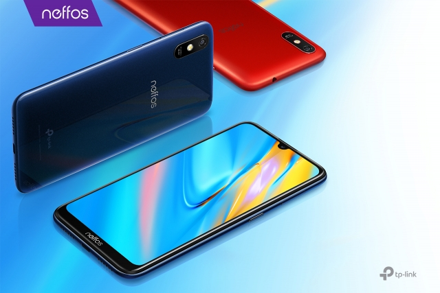 Компанія TP-Link виводить на український ринок доступні смартфони Neffos C9s та Neffos C9 Max