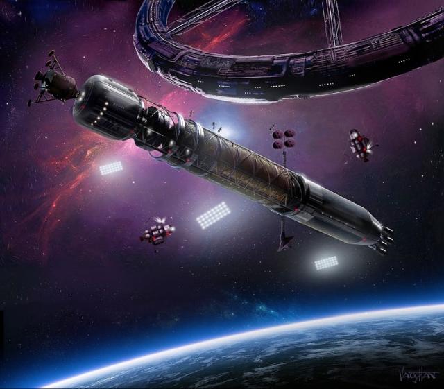 Асгардія – перша незалежна космічна держава