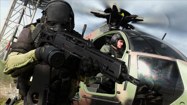 Call of Duty: Modern Warfare – Офіційний трейлер сезону