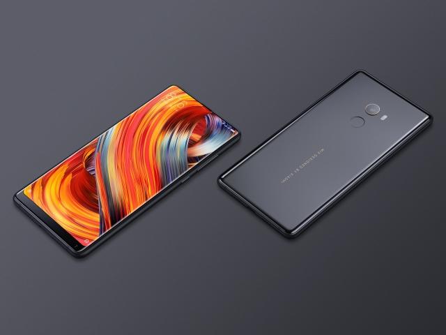 Xiaomi запускає в Україні повноекранний смартфон Mi MIX 2