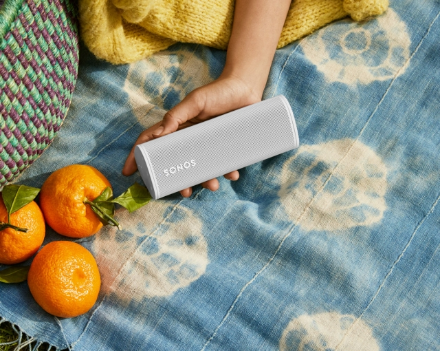 Акустична система Sonos Roam: легендарний звук у супер компактному форматі вже майже тут!