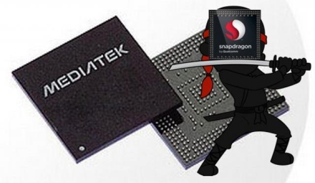 Qualcomm не напугала MediaTek скидками на бюджетные процессоры