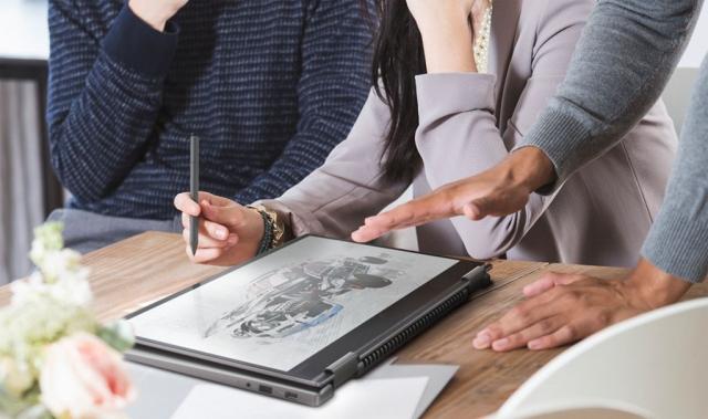 Ноутбук Lenovo Yoga 720-15 в Україні