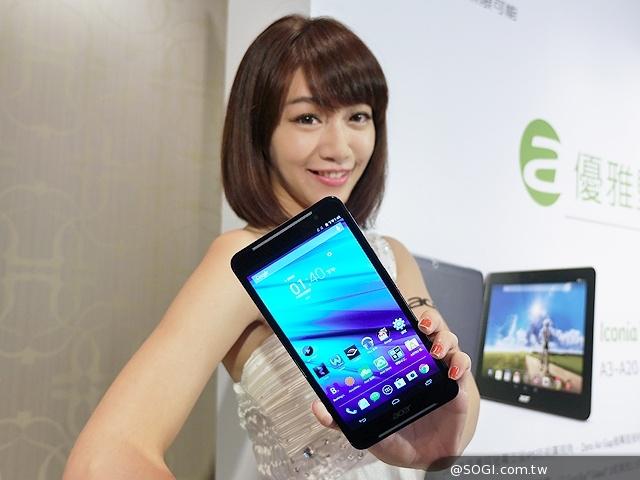 Iconia Talk S: Acer представила новый планшет, с которого можно звонить