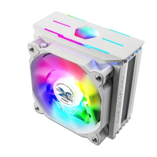 ZALMAN OPTIMA - сучасна версія ефективного охолодження для процесора із RGB підсвіченням