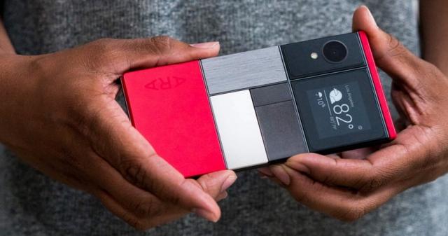 Модульний смартфон Ara від Google поступить в продаж у 2017 році