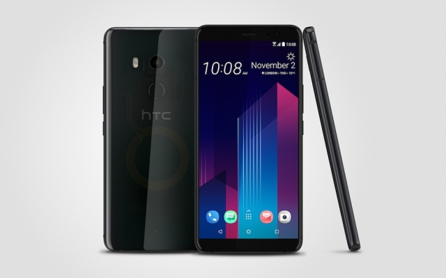 HTC представила новий флагманський смартфон U11+