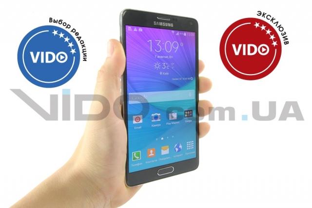 Обзор смартфона Samsung Galaxy Note 4: заметки на ходу