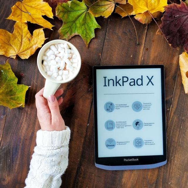 8 і 10 дюймів: PocketBook анонсує відразу два рідери з великими екранами