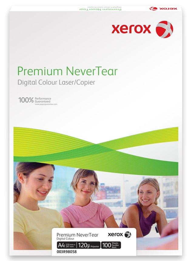 Новый сорт синтетической бумаги Xerox Premium NeverTear для государственных учреждений