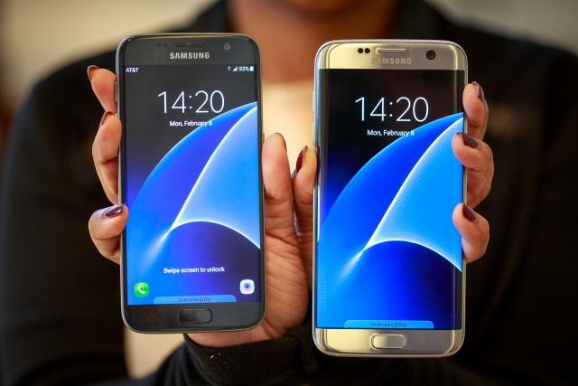 Samsung офіційно представила Samsung Galaxy S7 і Samsung Galaxy S7 Edge