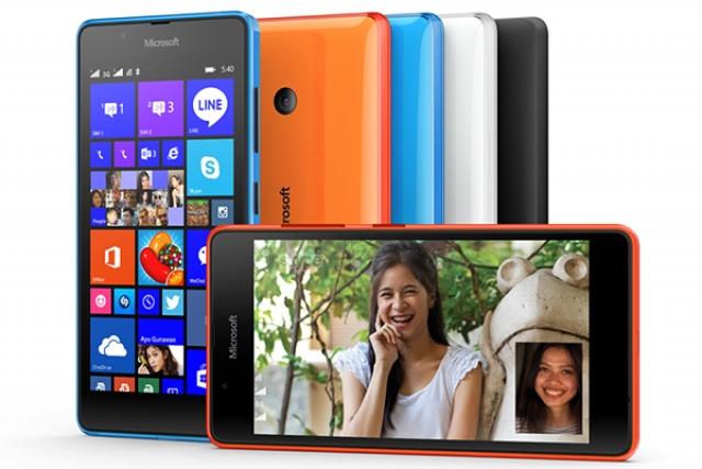 Представлен Microsoft Lumia 540 с 5-дюймовым 720р дисплеем и поддержкой двух SIM-карт