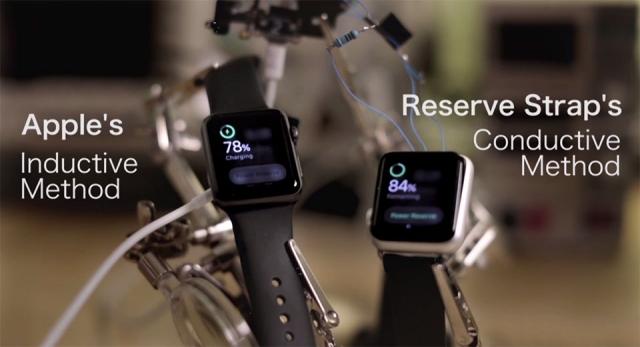 Через секретный порт Apple Watch заряжаются быстрее, но ненамного
