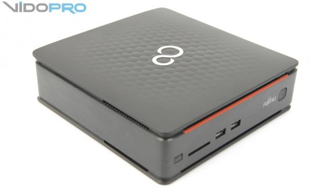 Компьютер Fujitsu Esprimo Q520: компактный и практичный