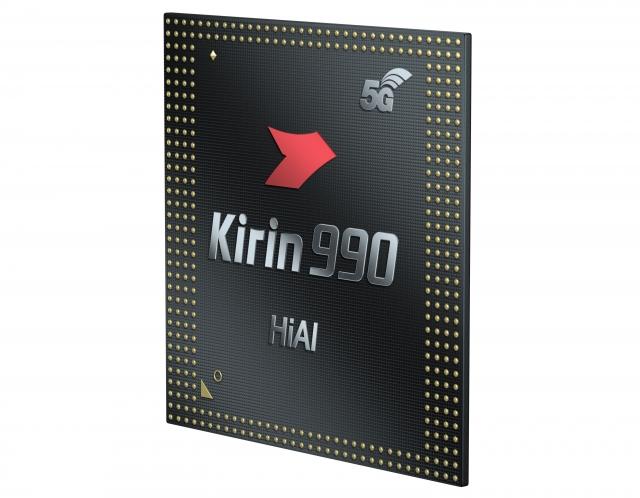 Перший у світі флагманський процесор 5G SoC, що підтримується серією смартфонів Huawei Mate 30