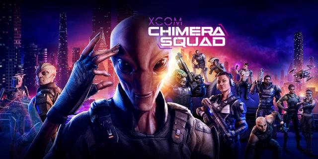 Відеогра XCOM: Chimera Squad стане доступною для ПК з ОС Windows 24 квітня 2020 року
