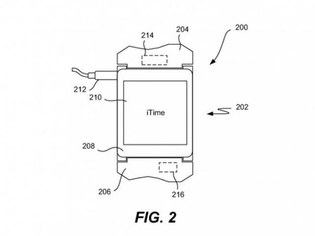 Неизвестные патенты показали, что Apple работает над умными часами iTime