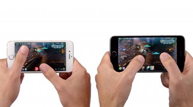 Новая рекламная кампания iPhone 6 не отличается оригинальностью и юмором