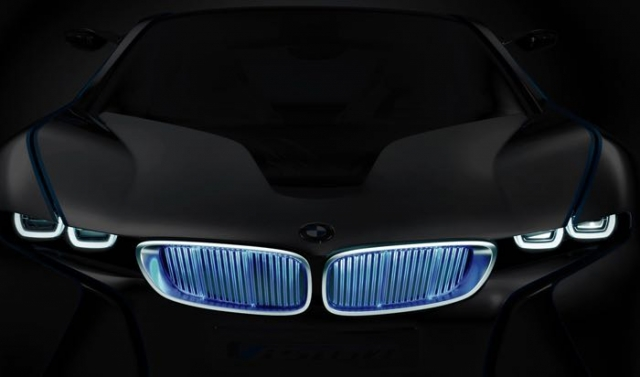 BMW работает над новым электро-водородным минивэном