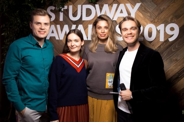 У Києві нагородили переможців «студентського оскару» Studway Awards 2019
