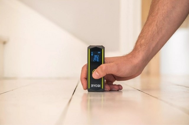 Ідеальний домашній помічник: лазерний далекомір від Ryobi