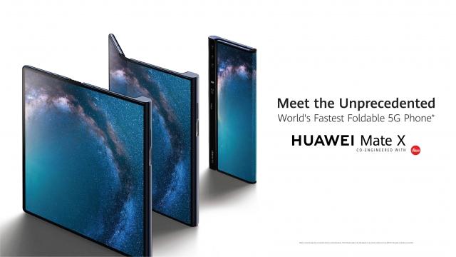 Смарт-продукти Huawei: компанія підкреслила свою причетність до розвитку 5G