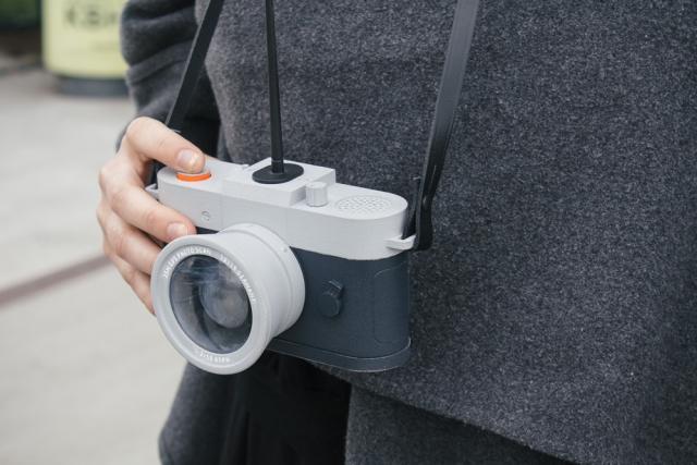 Камера Camera Restricta: делай уникальные фотографии