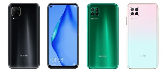 Новий смартфон Huawei P40 lite: ще більше розваг та якісних фото