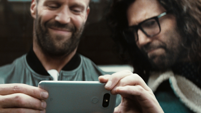 Джейсон Стейтем снимется в рекламе LG G5