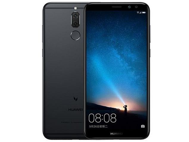 Новий смартфон Huawei Mate 10 Lite: 4 камери та широкоформатний екран