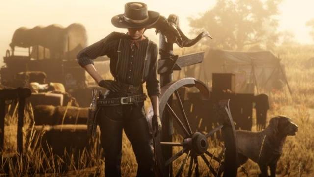 Нагороди за щоденні випробування в Red Dead Online
