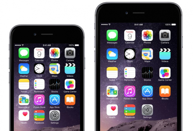 Apple iPhone 6 vs iPhone 6 Plus: в чем разница?