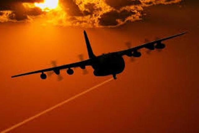 ВВС США хотят оснастить «летающую артбатарею» AC-130 лазером