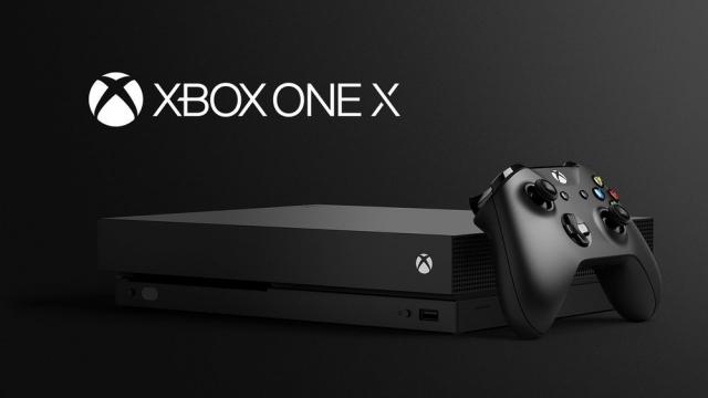 Найпотужніша гральна консоль Xbox One X вийде у листопаді