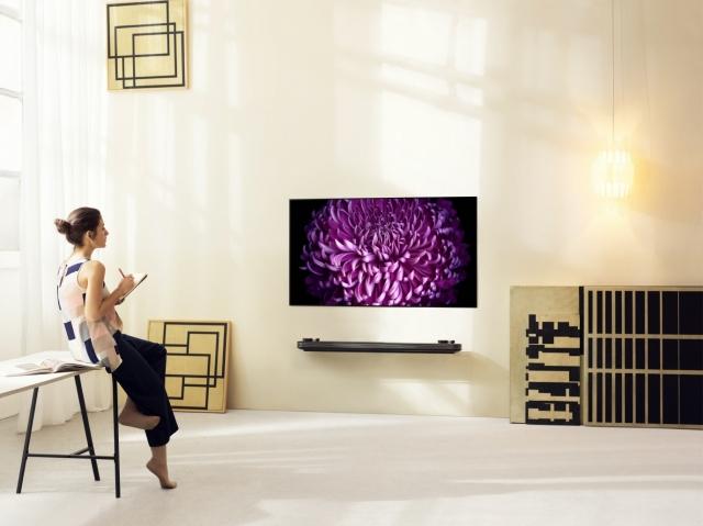 Телевізор LG SIGNATURE OLED 77W7