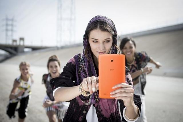 В Украине появится LG G Pad 8.0 LTE