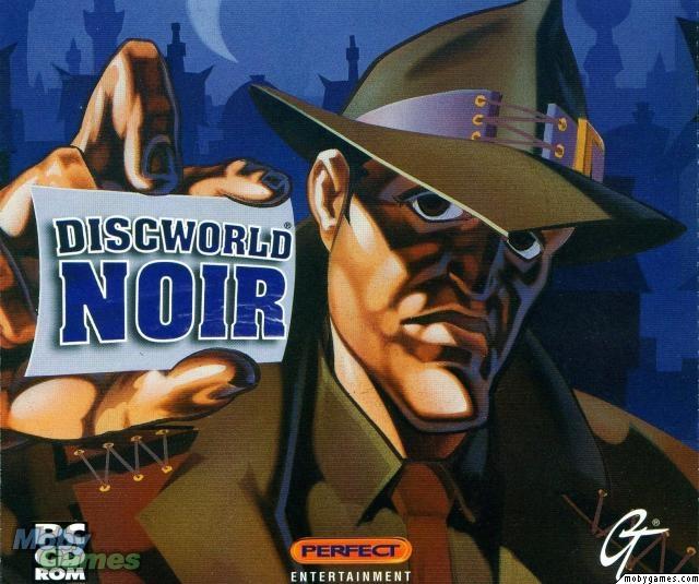 DiscWorld Noir. Классика жанра