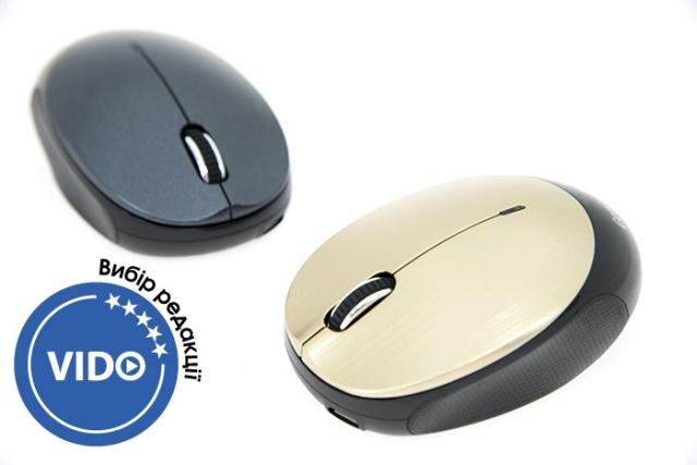 Огляд миші Genius NX-9000BT: мишка на півдолоні